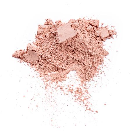 Face powder Banque d'images