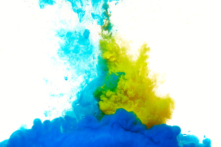 abstract paint: Abstract paint splash background