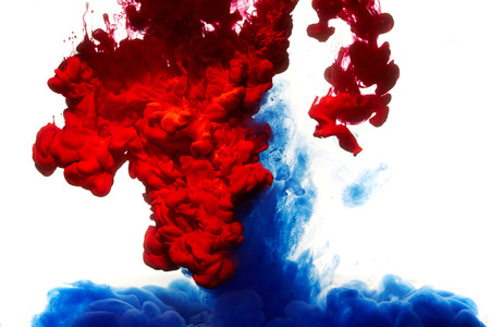 Abstract paint splash background Standard-Bild - 32803167