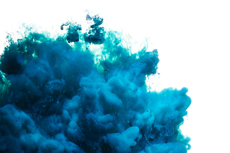 splash mixed: Abstract paint splash