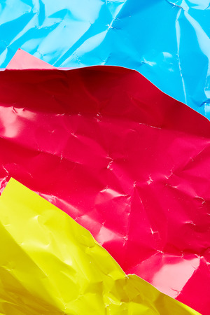 colored paper: Crumpled colored paper texture