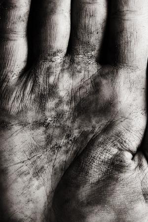 handbreadth: Texture of handbreadth