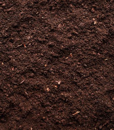 Soil background 写真素材
