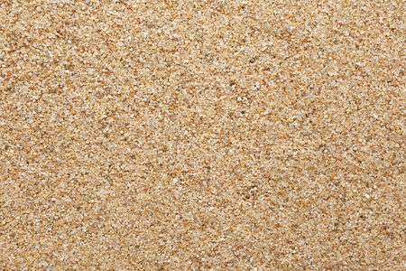 granular: Texture of sand Stock Photo
