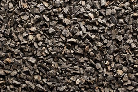 basalt: Texture of basalt stones Stock Photo