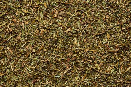 perejil: Textura de especias. perejil seco Foto de archivo