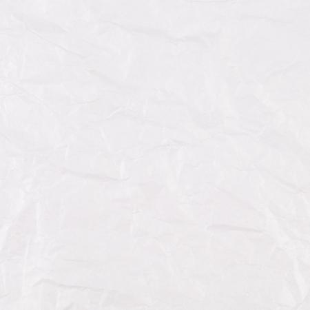 Texture of crumpled white paper 免版税图像