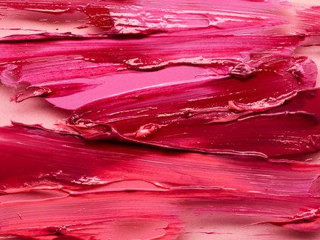 Texture of lipstick different colors Banque d'images