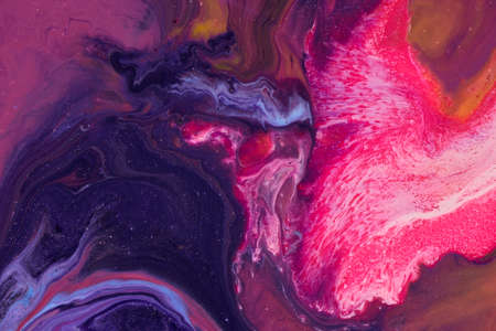 Texture photo of floating paints background