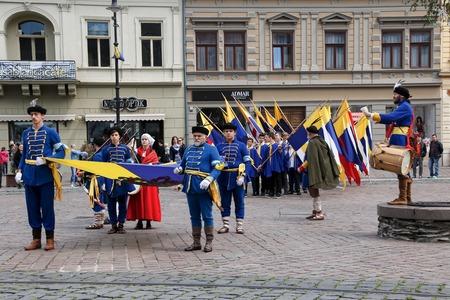 mosquetero: Kosice Eslovaquia Espanol - May 08 2016: La fiesta de disfraces.