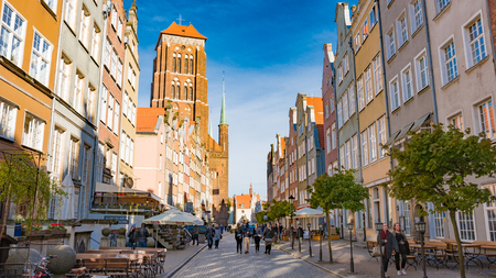 castle district: Gdansk is a Polish city on the Baltic coast. It is the capital of the Pomeranian Voivodeship, Polands principal seaport and is also the centre of the countrys fourth-largest metropolitan area.