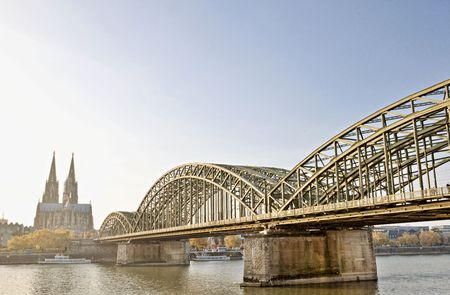 Cologne in Germany Stock Photo - 6657686