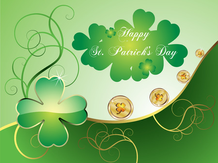 St. Patrick's Day design Stock Vector - 8450522