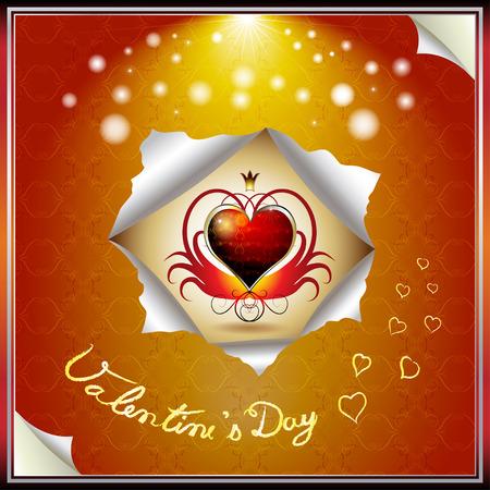 Jour de la Saint-Valentin Vecteurs