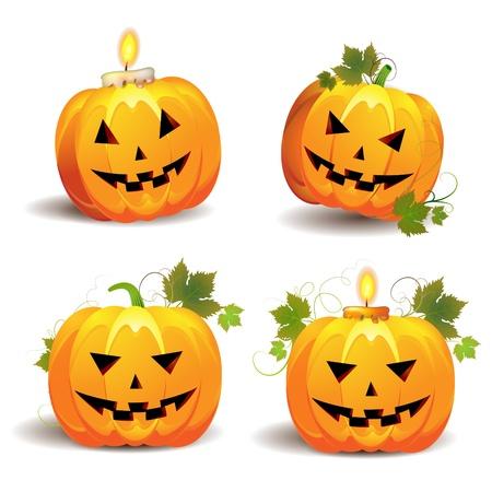 wizardry: Halloween pumpkins