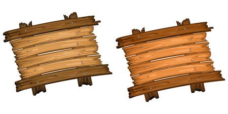 Trave di legno marrone struttura della parete di fondo