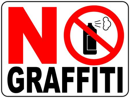 aerosol: No aerosol spray sign, No alcohol sign vector illustration, red prohibition circle, for wall, buildings, public places. No graffiti symbol