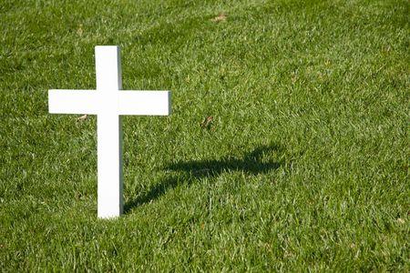 Arlington National Cemetery Standard-Bild - 8079843