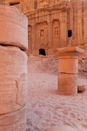 페트라, 요르단의 고대 도시