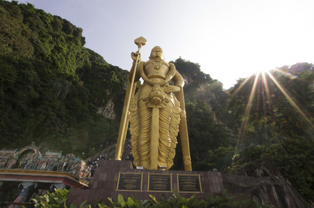 house of worship: Batu Caves Temple