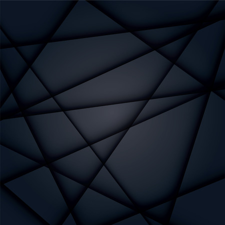 Abstract background with polygon shapes Vector