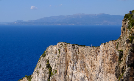 ギリシャ、ザキントス島