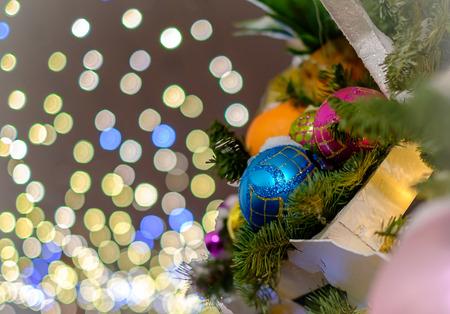 クリスマスの木のおもちゃ