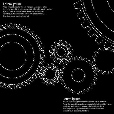 cogwheel Illustration