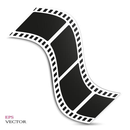 celluloid: filmstrip