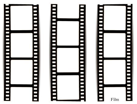 celluloid film: film