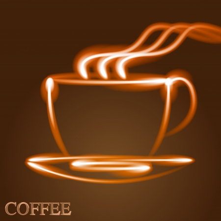 cup coffee Illustration