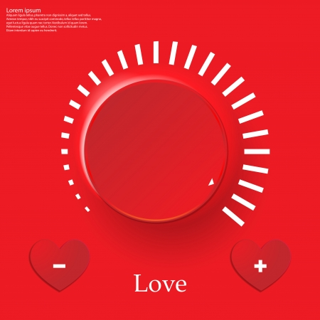Love control Illustration