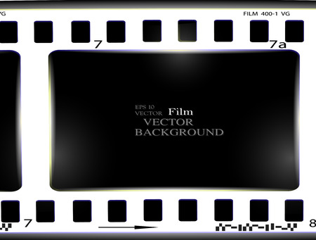 celluloid film: film  Illustration