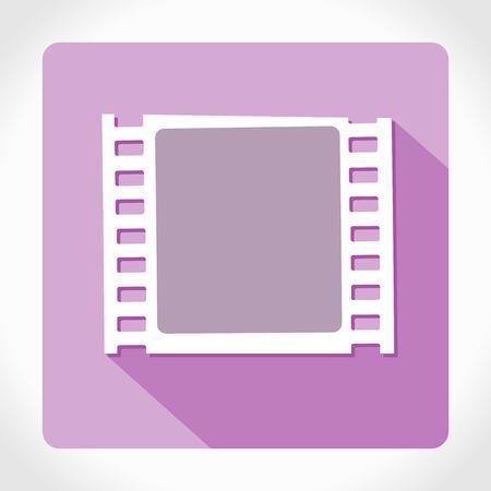 darkroom: app icon film Illustration