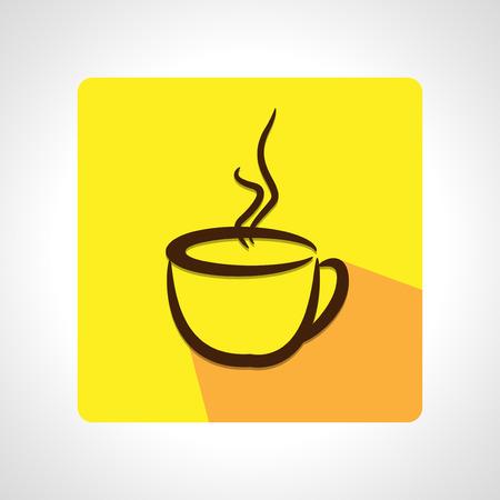 tasse caf�: cup coffee app icon