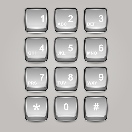 dialer: Phone buttons