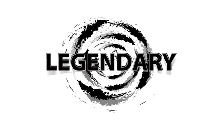 legendary: legendary character illustration