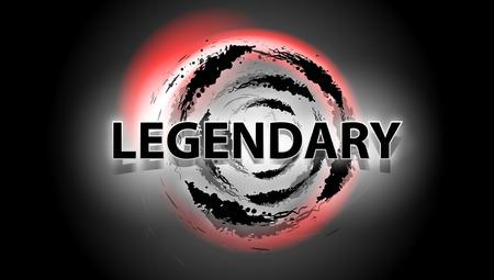 character illustration: legendary character illustration
