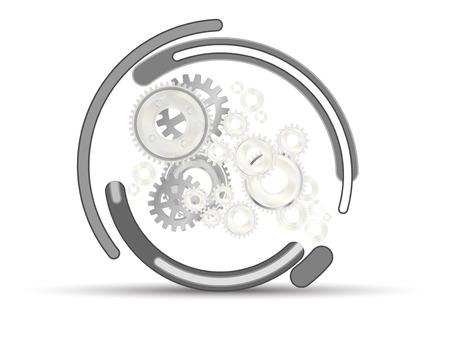 cogwheel: cogwheel Illustration