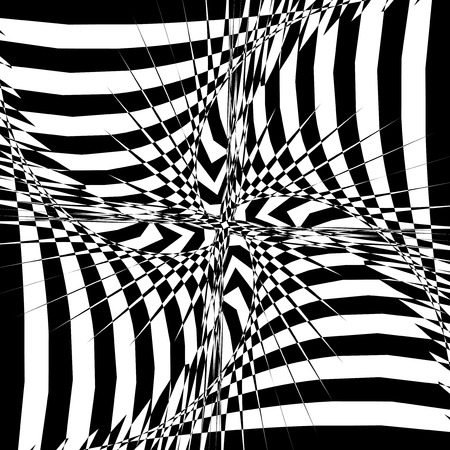 psycho: psycho background abstraction Illustration