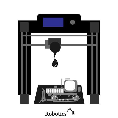 3d printer: 3d printer
