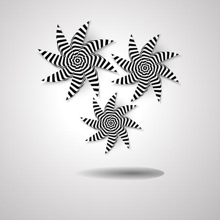 abstrakce: Hvězda abstrakce
