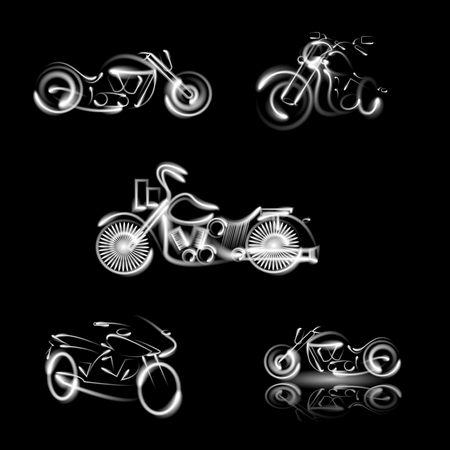 article icon: motorbike