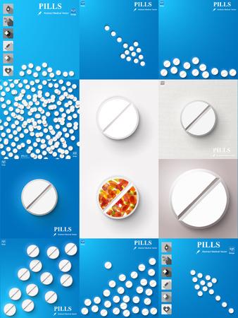 haircare: Pill Set