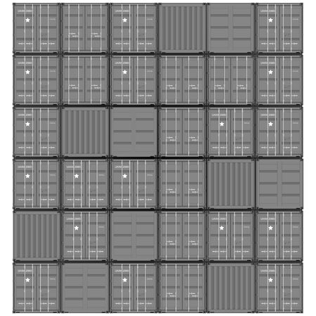 containers Illustration