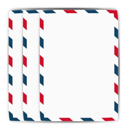 mail, envelope, letter post