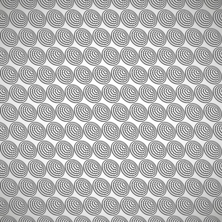 screen: Seamless abstract black and white pattern background
