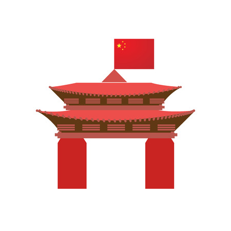 capital set red collection welcome to China Reklamní fotografie - 84981609