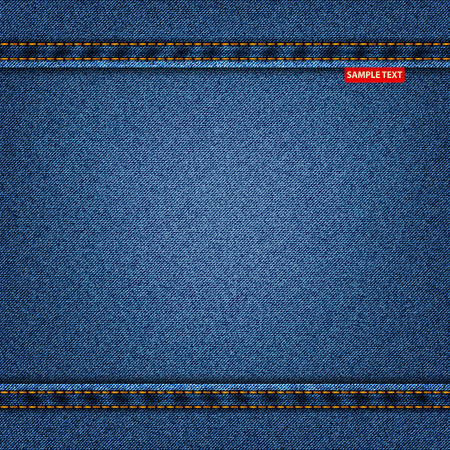 Jeans texture fabric denim background