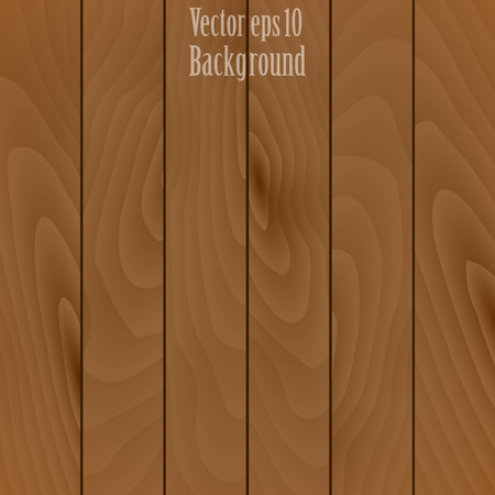 panels: Brown wooden texture background of the vertical panels